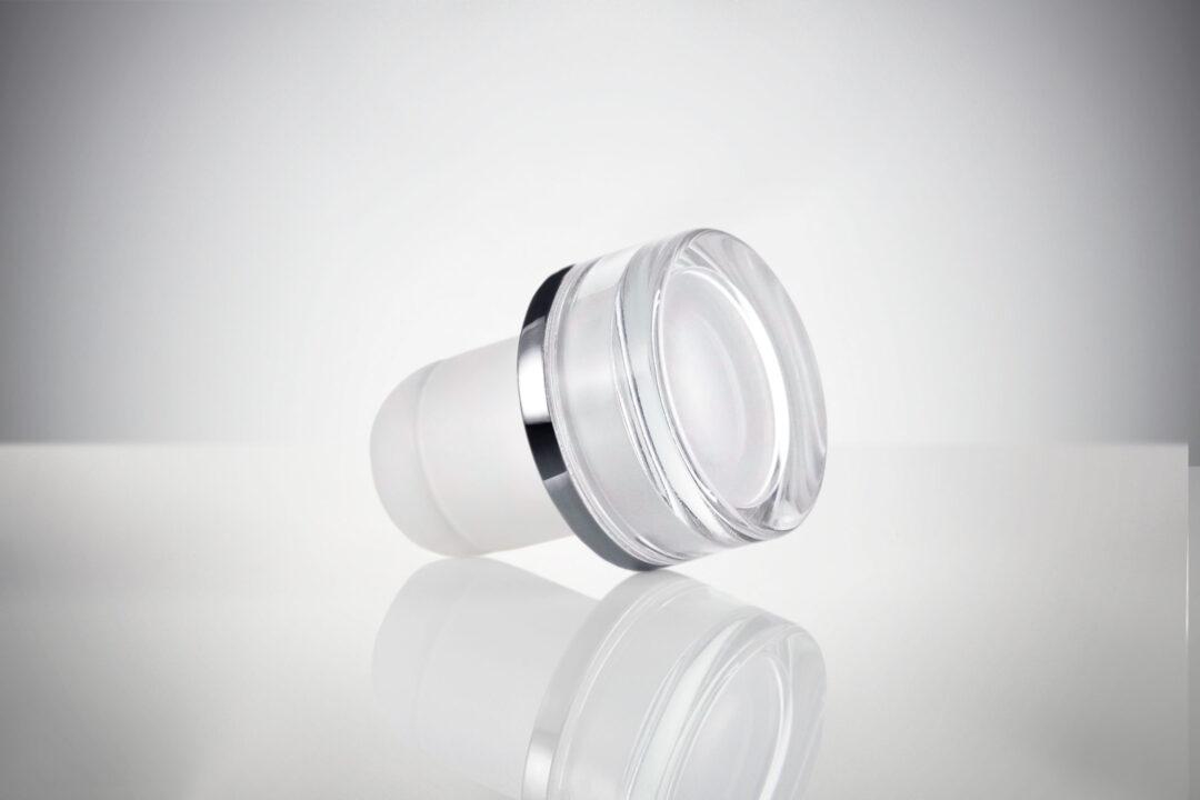 collection tappo-versatore plastica-trasparente