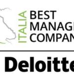 "TAPÌ: DELOITTE ""BEST MANAGED COMPANIES"" AWARD"