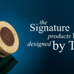 The Signature products range designed by Tapì